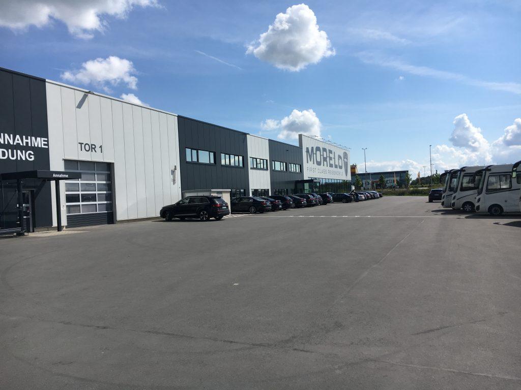 1. Fabriken