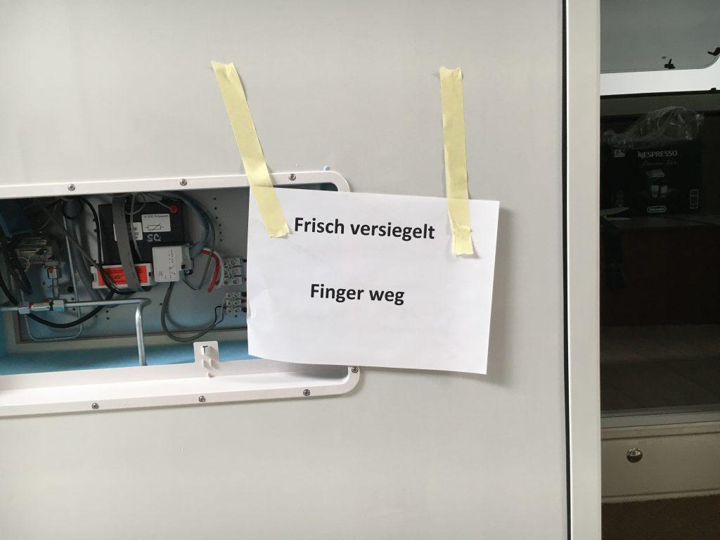 12. Inga fingrar