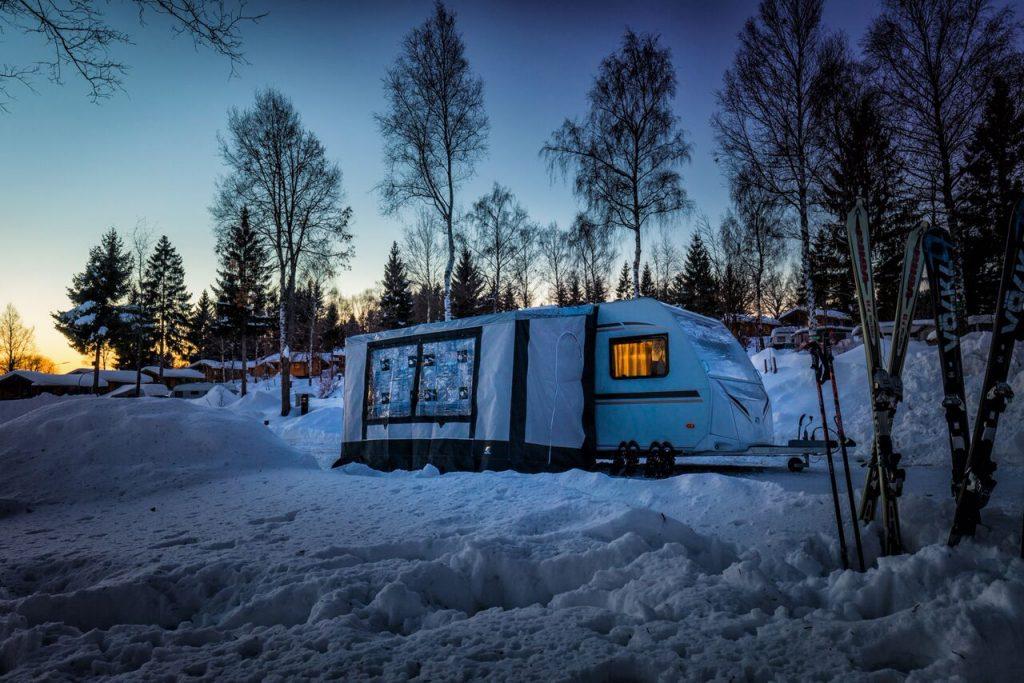 740 ICE klarar kylan i norr.
