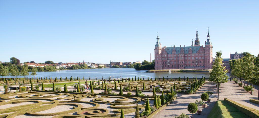 Frederiksborg Slot. Foto: VisitDenmark Kim Wyon