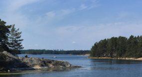 Stendörren – en naturlig entré till Östersjöns skärgård
