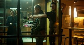 Bekvämt med husbil under inspelningen av nya Beck-filmer