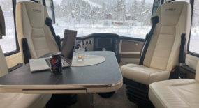 Flexibla och bekväma företagsresor med husbil från Morelo